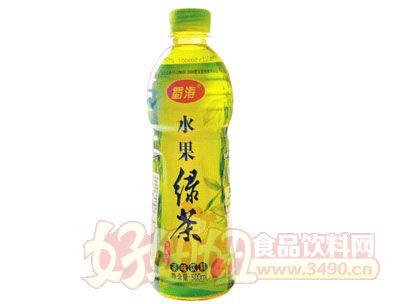 蜀涛水果绿茶-500ML