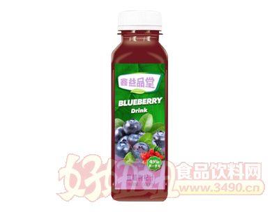 益品堂蓝莓枸杞汁