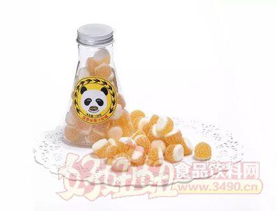 心味果园128g菠萝味果汁软糖