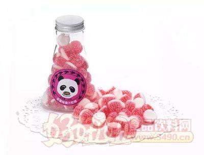 心味果园128g草莓味果汁软糖