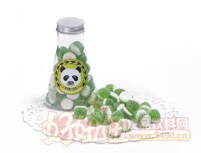 心味果园128g苹果味果汁软糖