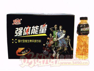 乐舒康强体能量强化型维生素风味饮料600ml×15瓶