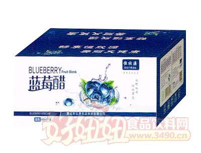 恒欣源-蓝莓醋180mlx15盒