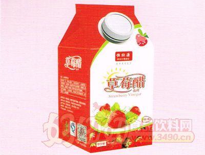 恒欣源-草莓醋500ml