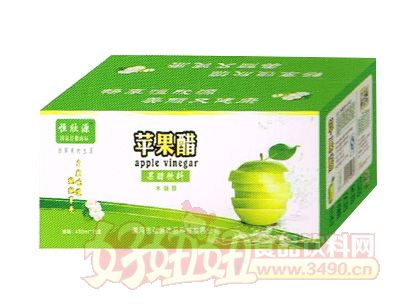 恒欣源-苹果醋180mlx15盒