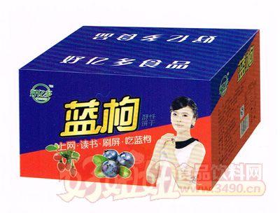 好亿多-蓝枸酥性饼干箱装