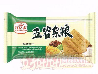 好亿多-五谷杂粮酥性饼干(绿色)