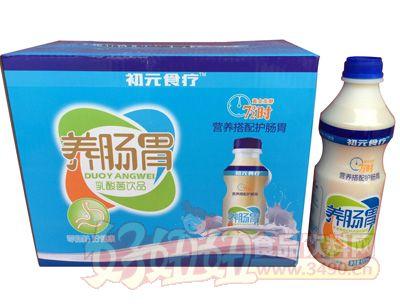 初元食疗养肠胃乳酸菌饮品礼盒