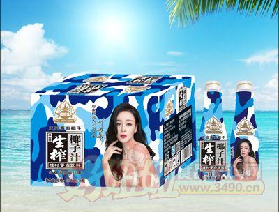 椰明珠生榨椰子汁500mlx15瓶