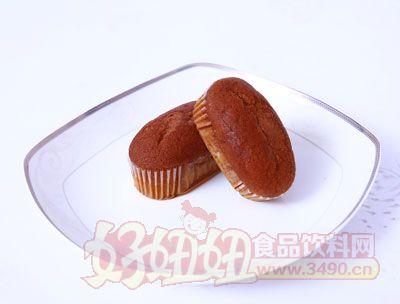 开口福红枣蛋糕展示产品