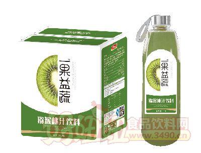一果益蔬猕猴桃汁1lx6瓶