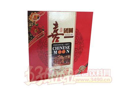 香苑喜团圆礼盒装月饼