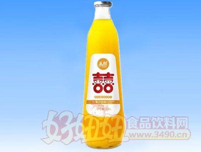 乐然-双喜芒果汁饮料1.25L