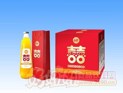 乐然-双喜芒果汁饮料1.25Lx6瓶