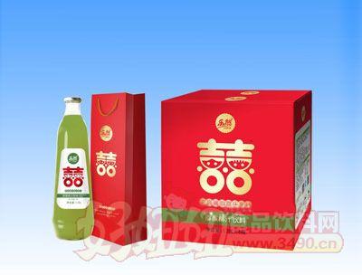 乐然-双喜猕猴桃汁饮料1.25Lx6瓶