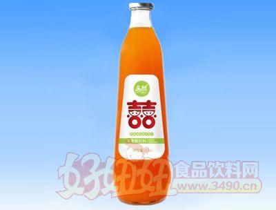乐然-双喜苹果醋饮料1.25L