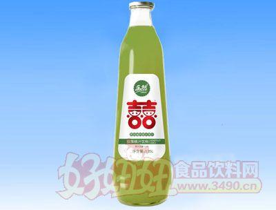 乐然-双喜猕猴桃汁果汁饮料1.25L