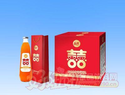 乐然-双喜苹果醋饮料1.25Lx6瓶