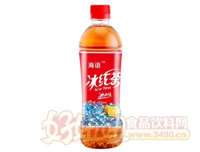 海语--冰红茶500ml