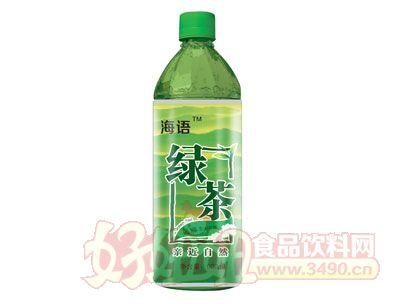 海语--绿茶500ml