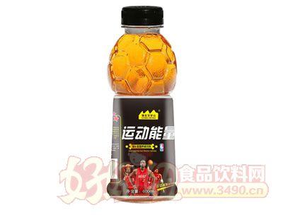 豫友百岁山运动能量强化型维生素饮料600ml功能饮料