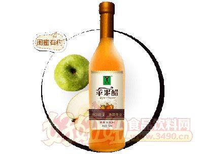 闺蜜有约豫颜・苹果醋-750ml