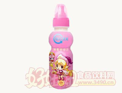 优c优e乳酸菌200ml饮品