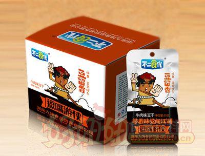 豆留香牛肉味豆干25克x30包