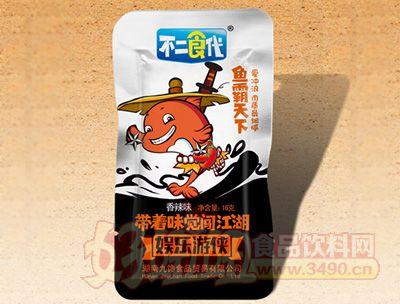 鱼霸天下香辣味袋装16克