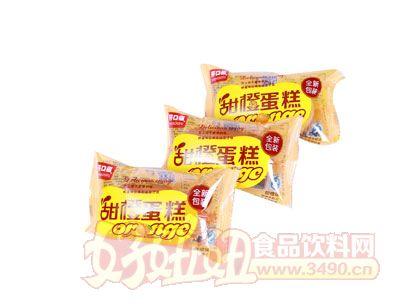开口福金饼侠红豆馅面包3袋装