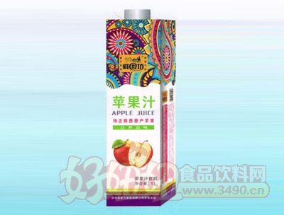 雪菲力苹果汁1L