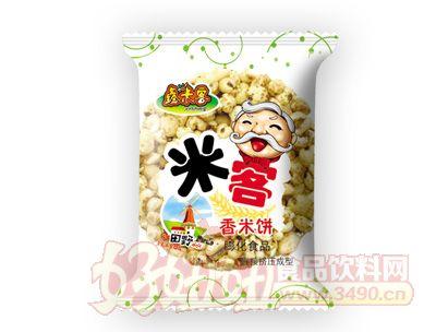 鑫米客米客香米饼膨化食品