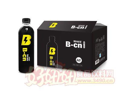 乐然黑水能量蓝莓汁饮料480mlx15瓶