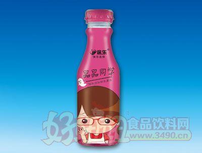 晶晶同学桃汁