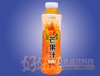 春尚好芒果汁饮料500ml