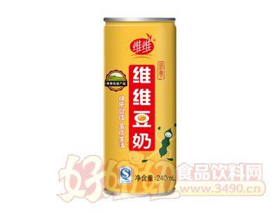 维维豆奶罐装240ml
