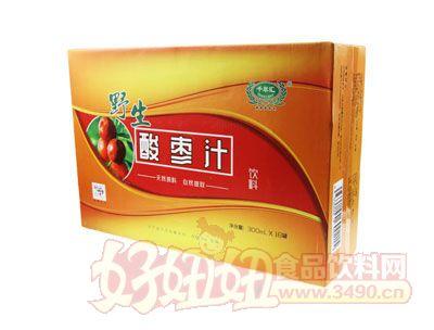 300ml千翠汇野生酸枣汁
