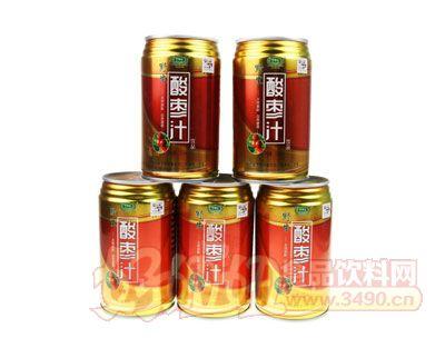 千翠汇野生酸枣汁罐装