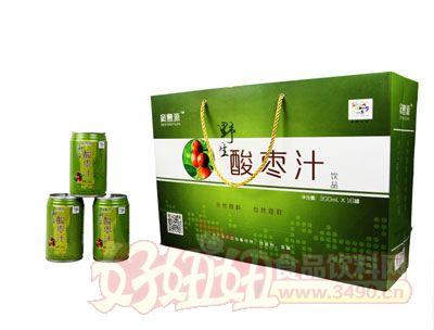 窦丰源酸枣汁1*16*310ml(浓度50%)