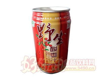 野生酸枣汁-310ml