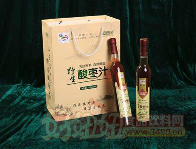 野生酸枣汁-395ml×6