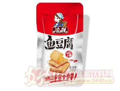 凌妹鱼豆腐香辣味