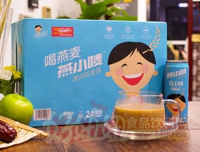 燕小唛红枣燕麦露24罐家庭装饮品