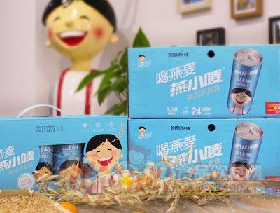 燕小唛红枣燕麦露月套餐