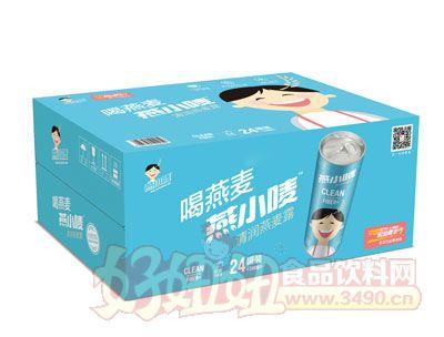 燕小唛红枣燕麦露24罐家庭装