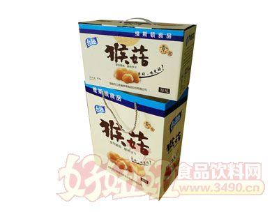 台趣猴菇酥性饼干礼箱装原味