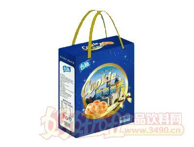 台趣猴曲奇饼干礼盒装