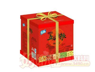 台趣五谷杂粮饼干礼盒装