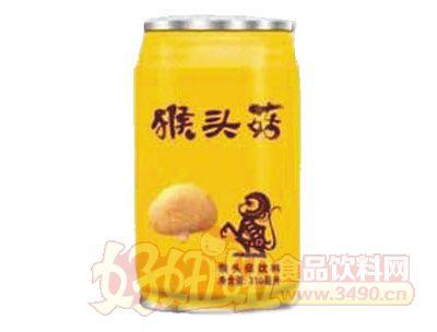 晨铭猴头菇植物饮料310ml