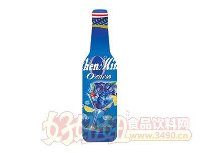 晨铭鸡尾酒蓝莓350ml